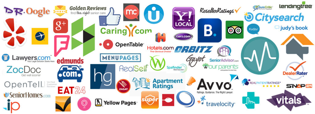 We monitor more reviews sites than most agencies!